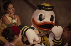 "Nike and Oregon Party in New ""Animal House"" Ad Called ""Shout."""