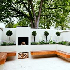 Patio designs, backyard seating, backyard landscaping, outdoor sectional, g Back Garden Design, Backyard Garden Design, Garden Design London, Modern Garden Design, Backyard Seating, Garden Seating, Outdoor Seating, Outdoor Sectional, Modern Landscaping