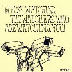 Surveillance Human Computer, Right Brain, Surveillance System, Gorillaz, Daily Reminder, After Dark, Sticky Notes, Words Of Encouragement, Tattoo