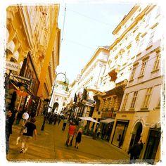 KOHLMARKT Vienna, Street View, Instagram, Photographers