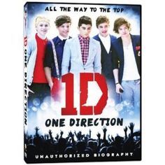 One Direction: All The Way To The Top (Widescreen)