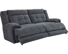 Corsica Double Reclining Sofa - Reclining Sofas - Sofas and Loveseats