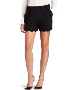 McGinn Women`s Zoey Scallop Short $81.00