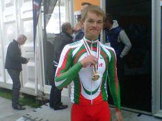 2012 UCI World Championship MENS ITT Vali Kiryienka,bielorruso del equipo @Movistar_Team ha logrado el bronce en CRI #Limburg2012 Via @edupidal