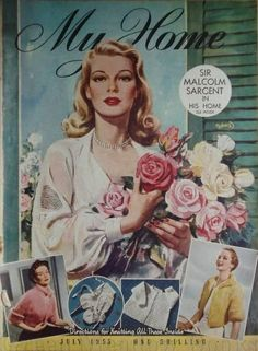 My Home magazine from July 1955