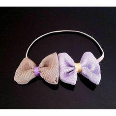 Ηandmade Hairclips Χειροποίητη Kορδέλα για τα μαλλιά  Moda Per Bambini