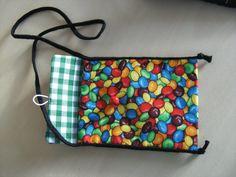 Purse Ipod Bag small Objects Bag Glasses Bag by dorotheasdesign