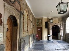 The London Charterhouse - The Charterhouse is now open to the public and there's a new free museum too!