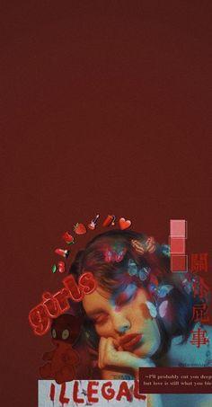 indie girl wallpaper