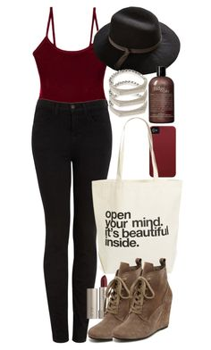 """""""Untitled #10511"""" by veterization ❤ liked on Polyvore featuring Alix, J Brand, Case-Mate, Urban Renewal, Dogeared, Ilia, Dolce Vita, philosophy and Forever 21"""