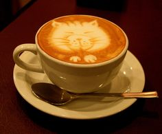 Wish my barista could do this