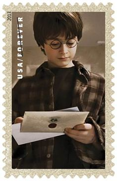 Harry Potter Stamps coming Nov. 19th