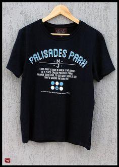 Palisades Park  Esse é o título da canção feita por Chuck Barris em tributo ao parque de diversões situado em New Jersey. Na gravação original, de Freddy Cannon, sons do próprio parque foram captados e usados como efeitos de fundo. Mas apesar de toda a história envolvida a versão que eterniza o parque é a dos Ramones, em 1989 contida no album Brain Drain. Ouça no volume máximo e comprove.