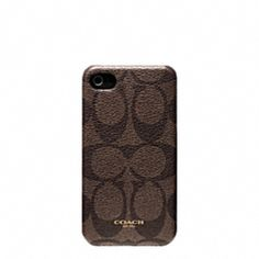 BLEECKER SIGNATURE MOLDED IPHONE 4S CASE