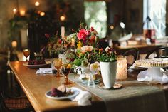 vintage country feel - love it!