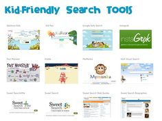 Kid-Friendly Search Tools!
