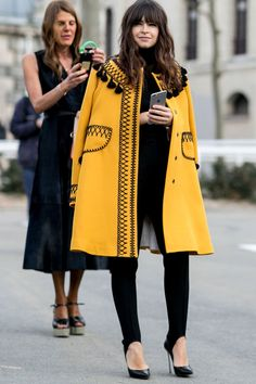 Style roundup from Paris 10.3.15