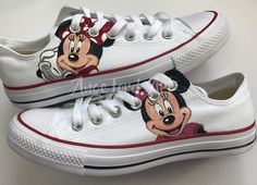 Had the pleasure of creating these his and hers Mickey Mouse inspired Converse for this lovely couples engagement celebrations ❤️⛪️ Custom Converse, Custom Shoes, Dad And Son Shirts, Engagement Celebration, Disney Inspired, Engagement Couple, New Art, All Star, Behind The Scenes