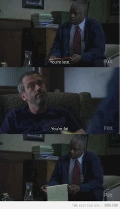 House M.D. - Good old House...