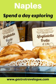 Explore Naples in a day - #travelblogger #naples #italy #foodie #sightseeing