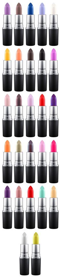 MAC Bangin' Brilliant Collection - New Permanent Eyeshadows, Blushes, Lipsticks for June 2016
