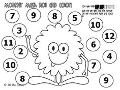 Little Miss Kindergarten - Lessons from the Little Red Schoolhouse!: Just Free Fun! Classroom Freebies, Math Classroom, Classroom Ideas, Monster Classroom, Math Stations, Math Centers, Miss Kindergarten, Kindergarten Freebies, Daily 5 Math