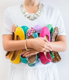 Wondering what all the hype is about? Visit our reviews page and find out why women love their Tieks!
