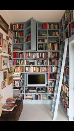 I want a room like this in my house. *sigh*