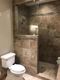 64 small bathroom designs you'll fall in love with 12 < moeshouse Bathroom Design Luxury, Bathroom Design Small, Bathroom Layout, Modern Bathroom, White Bathroom, Bathroom Designs, Bathroom Rugs, Master Bathroom, Small Bathroom Remodeling