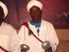 music group Bambaras in Khamlia south east of Marocco performing just for us!