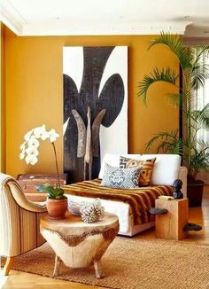 35 Exotic African Style Ideas For Your Home Africans Patterns and