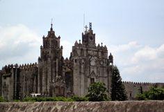 Convento de Atlatlahucan