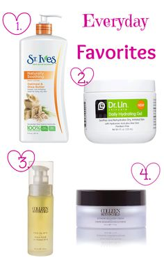 MeginTime: Everyday Favorite Products