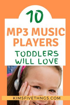 Best players for toddlers. Toddler music player ideas for children that love music. Best music player for toddlers. Toddler player with microphones to sing a long to. Music For Toddlers, Toddler Music, Children Music, Logitech Speakers, Best Toddler Gifts, Mp3 Music Player, Music Activities, Audiophile, Good Music
