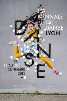 Actualité / Les Graphiquants pour la Biennale de la danse / étapes: design & culture visuelle
