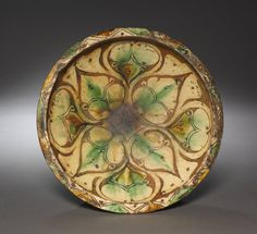 Bowl, 1100s-1200s Northwest Iran, Aghkand (Azerbaijan area), 12th-13th century