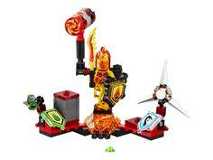 "LEGO 70339 ""Nexo Knights Ultimate Flama"" Construction Set (Multi-Colour): Amazon.co.uk: Toys & Games"