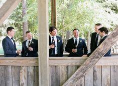 Big Sky Barn Wedding: Jen + Andrew