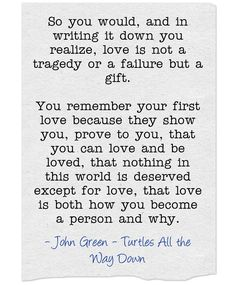 John Green - Turtles All the Way Down