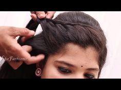 Kanchipuram Khari Saree Wearing Idea Video Tutorial | How To Drape tough Sari By own - YouTube