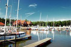 #Port Łeba / #pomorskie #pomorze #Poland #Polska #sea #bay