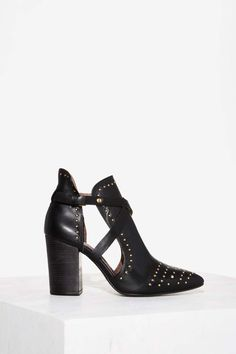 Hudson Geneve Studded Leather Boot