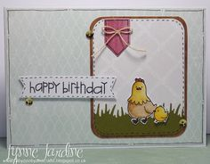 Ruby-Dooby-Doo Crafts: Hey Chick