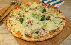 Eggplant Pizza Recipes, Eggplant Pizzas, Baby Food Recipes, Cooking Recipes, Healthy Recipes, Healthy Food, Focaccia Bread Recipe, Love Pizza, Toddler Meals