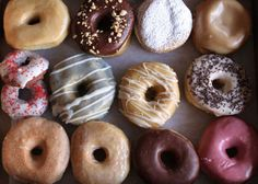 Dun-Well Doughnuts--a must see and taste--in the Best of New York it won Best Doughnuts according to the NY Daily Times!