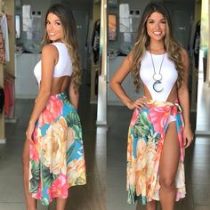 Swans Style is the top online fashion store for women. Shop sexy club dresses, jeans, shoes, bodysuits, skirts and more. Spring Outfits, Girl Outfits, Casual Outfits, Cute Outfits, Fashion Outfits, Womens Fashion, Beachwear Fashion, Cute Swimsuits, Spring Fashion Trends