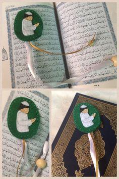 Quran felt bookmark