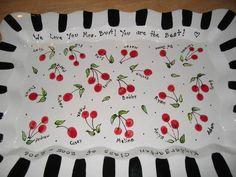 class auction cherry fingerprints ccsa photo share