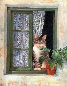 Lesley anne ivory #cats