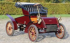 1903  Ford Model A Runabout - (Ford Motor Company, Dearborn, Michigan 1903-present)